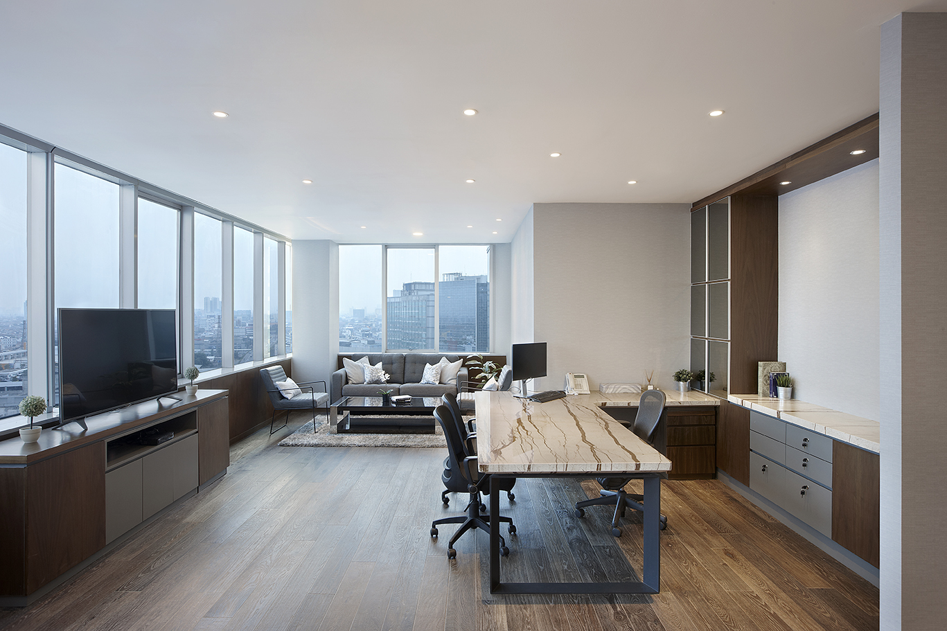 5 Steps to Designing an Executive Office Room - Blog ...