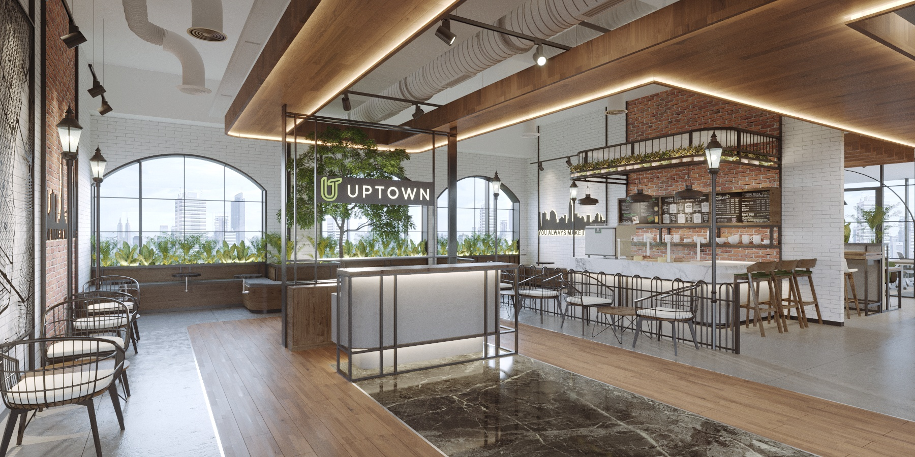 Co-working Space, an ideal and promising design of sharing workspace!
