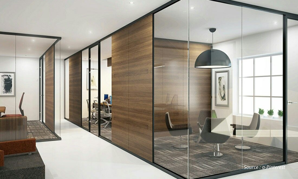 Protective Partition Screens for Workplace Design in New Normal Times