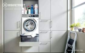 Laundry Room Design: The Washer in the Modern Home