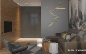 Anti-Monoton, Interior Design Services Apply Geometric Decorative Types to Your Home!