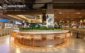 It's Time to Redesign Food Court for Modern Concept