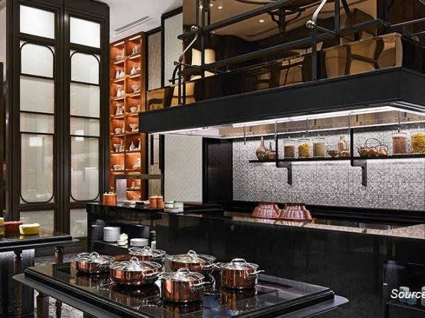 Restaurant Kitchen Interior Design How To Make It Aesthetic And Clean Blog High Street